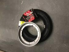 Vespa Michelin S83 Tyre Grey Rim And Tube Package 3.50x10 PX LML etc