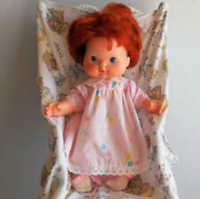 Vtg Strawberry Shortcake Blow Kiss Baby Doll Kenner 1982 Amg 14.5""