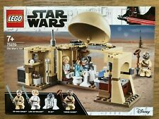 Lego 75270 Star Wars Obi-Wan's Hut 200 pieces age 7 + ~Brand NEW ~