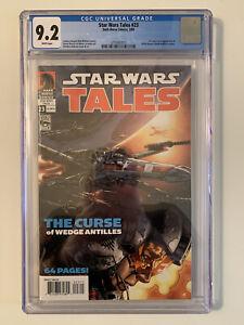 Star Wars Tales 23 CGC 9.2 1st Darth Revan Malak Dark Horse 2005 SCARCE KOTOR