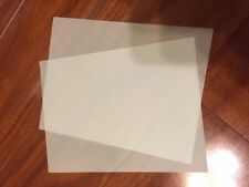 """4mil Blank Re-Usable 12""""x12"""" DIY Stencil Sheets 5 Pack"""