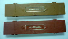 "MARX DOUBLE BARREL SHOTGUN & ""THE KENTUCKY RIFLE"", IN BOX, XCELLENT CONDITION"