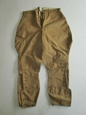 Vintage Wwi? U.S. Army military? Cotton Breeches Jodhpurs Pants uniform trousers