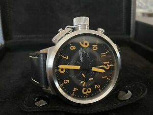U-Boat Flightdeck Men's Automatic Chronograph Watch U-7750/50mm