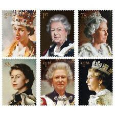 UK Royal Portraits Stamp Set MNH 2013