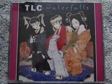 TLC - Waterfall -CD- La Face Records 1995