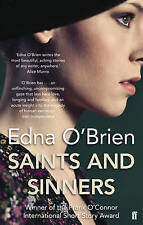 Saints and Sinners, O'Brien, Edna, New Book