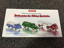 Tankwagen im deutschen Alltag Set 1:87 Wiking