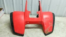 87 Yamaha YFM 350 YFM350 X Warrior front fenders plastics