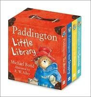 Paddington Little Library by Michael Bond and R. W. Alley Board book NEW Book