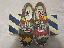 Vans Van Doren Authentic 80's Box Black Reissue VN-0VOEC77 Size 10 Sneakers