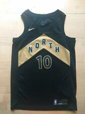 DeMar DeRozan Toronto Raptors NIKE City Swingman Jersey Trikot NBA OVO Drake S
