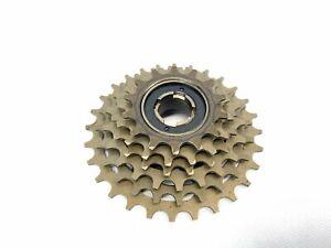 Suntour Alpha 6 Speed 14-28 Freewheel Dated 1988 Vintage MTB Made in Japan