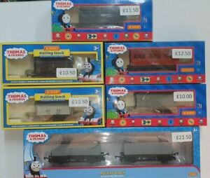 Hornby 'Thomas & Friends' Wagons & Coaches - OO Gauge - Brand New