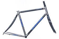 Serotta Fierte Road Bike Frame Set 56cm Large Titanium Carbon Cane Creek