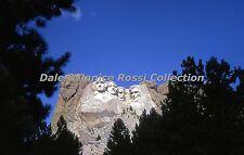 SD001 Mount Rushmore 1972 Kodak Kodachrome Transparency