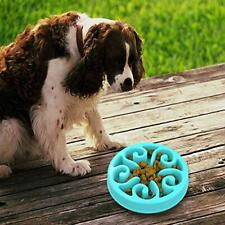 New listing Slow Feeder Dog Cat Bowl Eating Anti Gulp Fun Bloat Stop Interactive No Choking