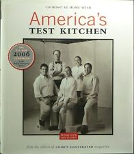 Cook Book - Cooking At Home with America's Test Kitchen - Public Television
