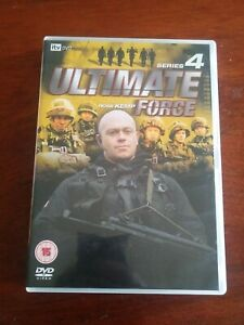 Ultimate Force Series 4 DVD
