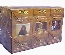 STAR WARS CCG : ENHANCED JABBA'S PALACED SEALED BOX 12 DECKS RARE