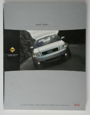 AUDI TT S4 S8 Allroad 2001 dealer brochure - French - Canada - HS4005000118