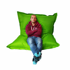 Large Bean Bag Giant indoor/Outdoor Beanbag XXXL Garden Waterproof BIG Cushion