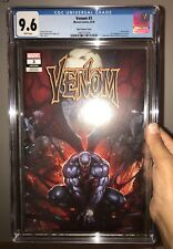 Venom #3 FIRST APPEARANCE OF KNULL CGC 9.6. SKAN VARIANT BE THE FIRST TO GET IT!