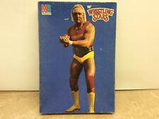 New MB Milton Bradley Puzzle WWF Wrestling Stars Hulk Hogan 250 Piece puzzle