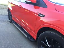 VW Tiguan 2007-2015 Marchepied Step Bar Side Steps Bar Board Design Élégant