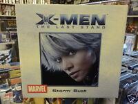 Storm  X-Men Last Stand Mini Bust by Diamond Select