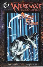 WEREWOLF THE APOCALYPSE - BLACK FURIES- Ed. original en ingles, 1ª Ed. 2002