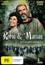 Robin And Marian (DVD, 2012)