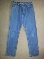 Hisar morgin 5374 Jeans Pantaloni Blu Stonewashed w33 l32