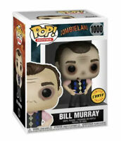 Funko Pop! Movies: Zombieland Bill Murray With Chase Vinyl Figure With Protector