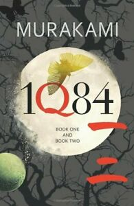 1Q84: Books 1 and 2 by Murakami, Haruki Book The Cheap Fast Free Post