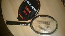 Donnay Bjorn Borg Tennisschläger holz 80´s