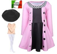 Simile Lol Posh Vestito Carnevale Bambina Tipo Lol Cosplay Dress LOLPOSH4 SD