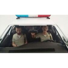 G LGB 1:24 Scale 2x USA Sheriff Police Highway Patrol Figures Car Diorama