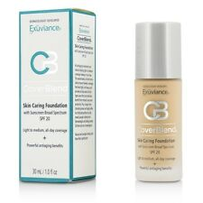 Exuviance CoverBlend Skin Caring Foundation SPF20 -  30ml Foundation & Powder