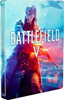 EA Battlefield V Limited Collector's Edition SteelBook Case Only (NO GAME) NEW