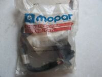 1986 Mopar Mirror Switch and Wires 4373011 New Still In Original Box