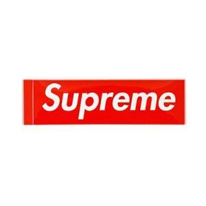 Red Supreme Sticker 23