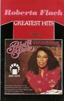 Roberta Flack – Greatest Hits. cassette. Import