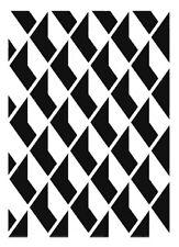 high detail airbrush stencil pattern 125 FREE UK POSTAGE