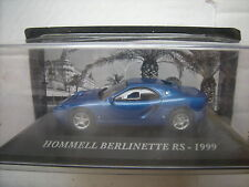 1/43 HOMMELL BERLINETTE RS 1999