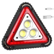 Lampe de Travail Led 3 Cob Fonction Triangulaire Portable Voyant D/'Avertiss N3W8