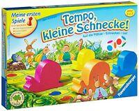 Ravensburger Erste Spiele Tempo Kleine Schnecke Erstes Wettlaufspiel Konzentr...