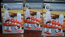 3 - 19 PC ** 2 BOTTLE ** ALL-IN-ONE GLUE SPREADER APPLICATOR KITS