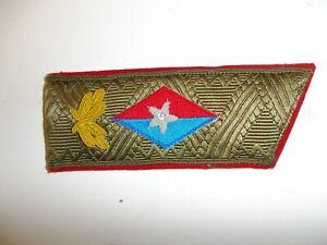 WC9-10 Cuba Cuban Fidel Castro Shoulder Board for Service Uniform single