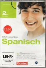 Cornelsen - Lernvitamin Spanisch 2. Lernjahr - PC Software - Neu / OVP